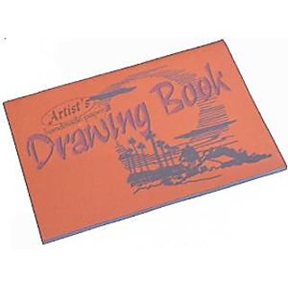 Artists Handmade Paper Drawing Book