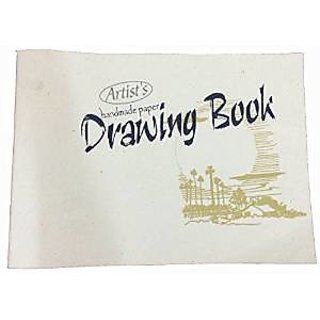 Artists Handmade Paper Drawing Book (Big)