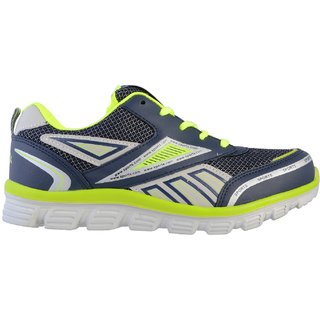 720d0bb0262cf Buy Unique sports Mens Orange Blue Galaxy-2 Sports Shoes Online ...