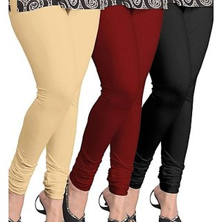 Womens Multicolor Leggings