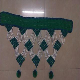 Handmade Woolen Toran fashion