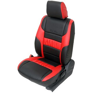 Car Seat Cover For Wagon Black  Red