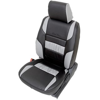 Car Seat Cover For Wagon Black  Light grey