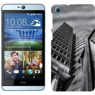 HTC Desire 826 Design Back Cover Case