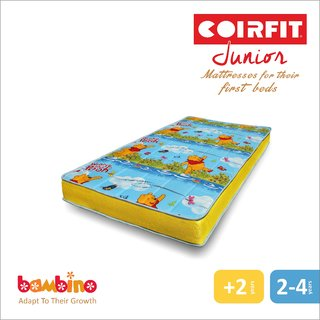 COIRFIT JUNIOR- BAMBINO adapt to their growth!