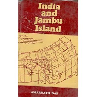 India And Jambu Island Showing Changes In Boundaries And River-Courses of India And Burma From Pauranic, Greek, Buddhist, Chinese And Western Travellers Accounts