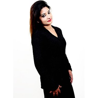 Laadli Ji Womens Button Self Design Cardigan