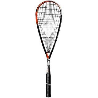 TECNIFIBRE DYNERGY 125 AP G3 Strung Squash Racquet(Grey, Orange, Weight - 125 g)