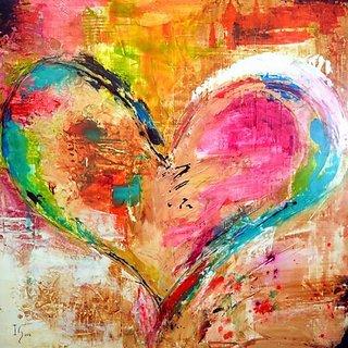 Paintings of heart