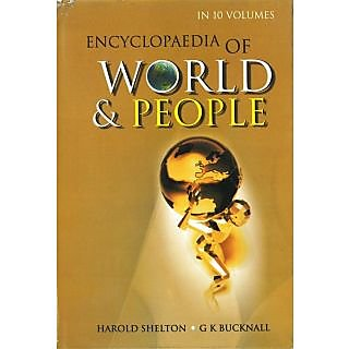 Encyclopaedia of World And People, Vol. 6