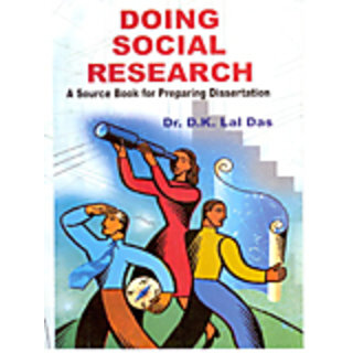 Doing Social Research A Service Book For Preparing Dissertation