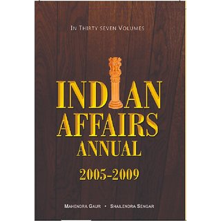 Indian Affairs Annual 2008 (Chronology of Events29-10-2007 To 30-11-2007), Vol. 6Th