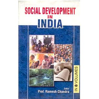 Social Development In India (8 Vols.)