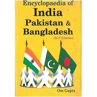 Encyclopaedia of India, Pakistan And Bangladesh, Vol. 1