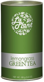 LaPlant Lemongrass Green Tea - 100 g