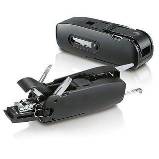 Tuzech 10-In-1 Office Combo Desktop Accessory / Travel Kit - Stapler Scissors