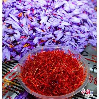 Pure Kashmiri Zafran 100 Pure From Kashmir (Saffron) 1 Gm