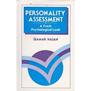 Personality Assessment A Fresh Psychological Look