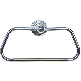 SHRUTI( Niku) Stainless Steel Apple Ring Model Napkin Ring / Towel Ring / Towel Holder-1620