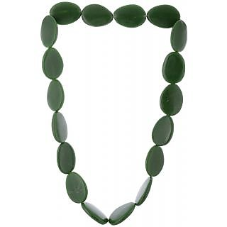The Roots Green Resin Necklace for Women (Root-0030)