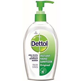 Diamondenter Instant Hand Sanitizer(200 ml)