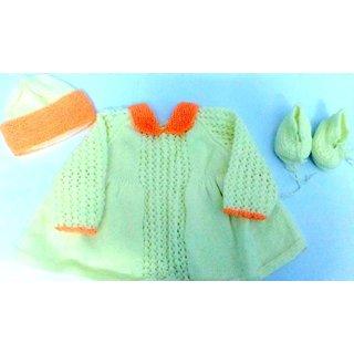 Sparsh - Handknitted Soft Woollens Age6-18 months