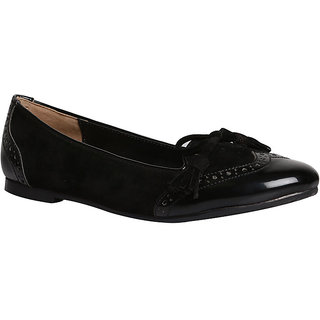 Bata Women's Black Bellies