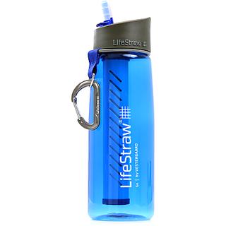 LifeStraw portable water filtration  bottle