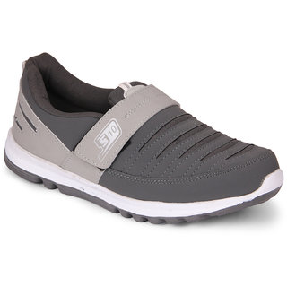 Smithwear Grey Sport Shoes