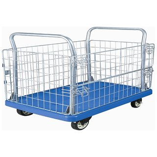 Bigapple Heavy Weight King Cage Trolley with 300 KG capacity