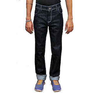 NDJC Men Slim Fit Jeans