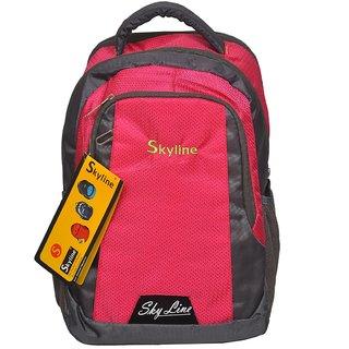 Skyline Laptop Backpack Unisex backpack College/Office Bag With Warranty -055