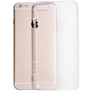 Click Away SIlicon Back Cover For iphone 6