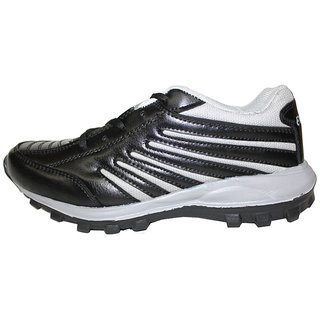 Evotek Men Black Sport Shoes