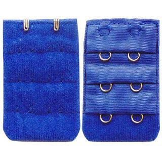 AAYAN BABY Blue 2 Hook Bra Strap Extender (Pack of 1)