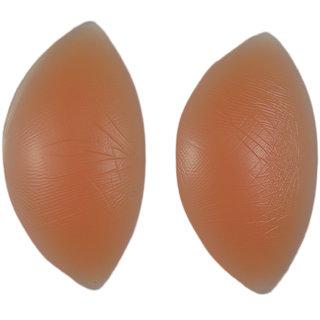 SIZZLE N SHINE Dumpling Silicone Push Up Bra Pads