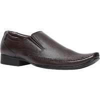 Bata MenS Timothy Brown Formal Slip On Shoes