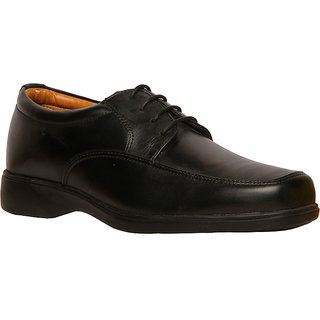 Bata MenS Jackson Black Formal Lace-Up Shoes