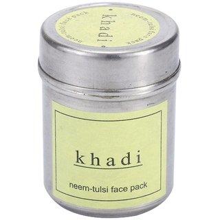 Khadi Herbal Neem Tulsi Face pack 50 gm