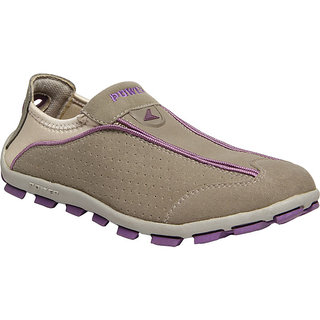 Power Womens Grey Sports Shoes