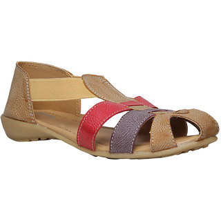 5574881556e0 Buy Bata Women s Brown Sandals Online   ₹899 from ShopClues