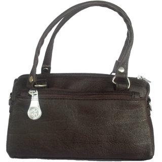 SheelaS Women Handbag Black Color Code Sh02942