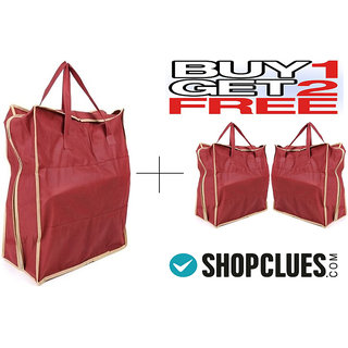Tote Ladies Shoes  Clothes Organiser Bag (Buy 1 Get 2 Free)