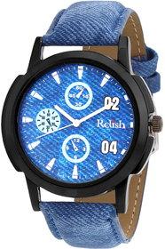 Relish Analog Dial Mens Watch Relish-512