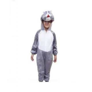 Squirrel Costume for Fancy Dress Competition for Kids  Animal dress Costume