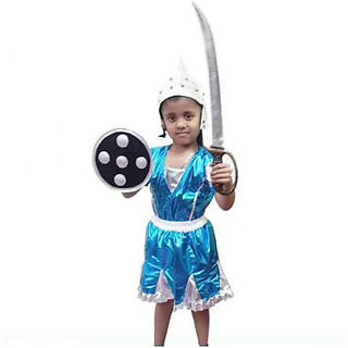 Warrior Costume for Fancy Dress Competition for Kids  Fancy dress Costume