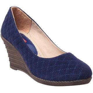 Msc Blue WomenS Heels
