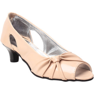 Msc Cream WomenS Heels