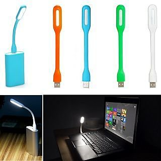 Flexible Car USB LED Light (Set Of 3)