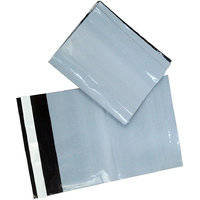 Tamper Proof Envelope, Security bags without POD Jacket 50 Microns 6 Inch x 12 Set of 10 Pcs